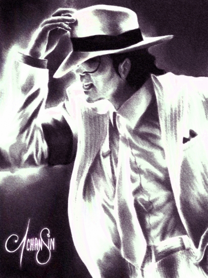 Michael Jackson por Lionheart78